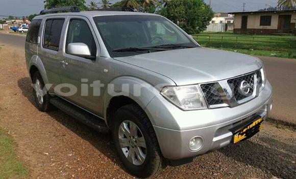 Acheter Occasion Voiture Nissan Pathfinder Gris à Libreville, Estuaire