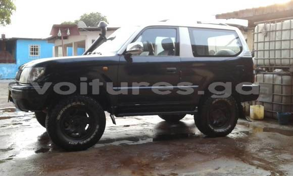 Acheter Occasions Voiture Toyota Land Cruiser Prado Noir à Port–Gentil au Ogooué-Maritime