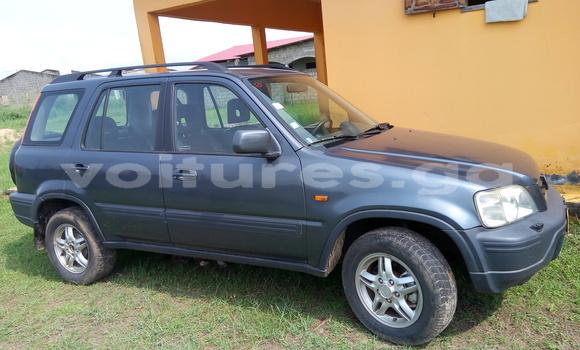 Acheter Occasion Voiture Honda HR-V Gris à Libreville au Estuaire