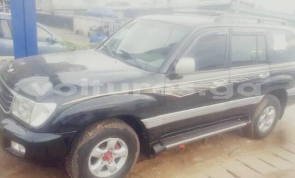 Acheter Occasion Voiture Toyota Land Cruiser Noir à Libreville, Estuaire