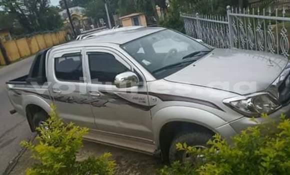 Acheter Occasion Voiture Toyota Hilux Gris à Libreville, Estuaire