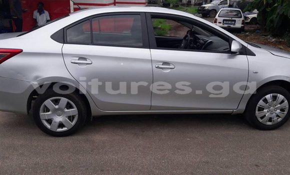 Acheter Occasion Voiture Toyota Yaris Gris à Port-Gentil au Ogooué-Maritime