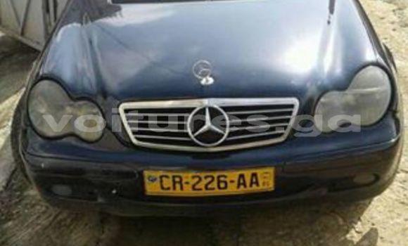 Acheter Occasion Voiture Mercedes‒Benz C-Class Autre à Libreville au Estuaire