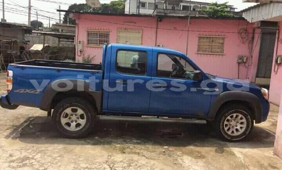 Acheter Occasion Voiture Mazda B–series Bleu à Libreville, Estuaire