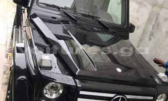 Acheter Occasion Voiture Mercedes‒Benz GL-Class Noir à Libreville au Estuaire