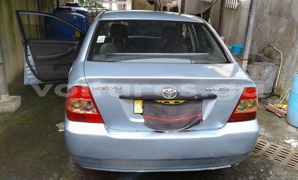 Acheter Occasion Voiture Toyota Corolla Autre à Libreville, Estuaire
