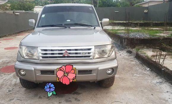 Acheter Occasions Voiture Mitsubishi Pajero Gris à Libreville au Estuaire