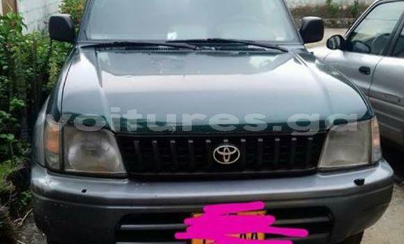 Acheter Occasions Voiture Toyota Land Cruiser Prado Vert à Libreville, Estuaire