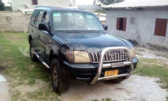 Acheter Occasion Voiture Toyota Land Cruiser Prado Vert à Libreville, Estuaire