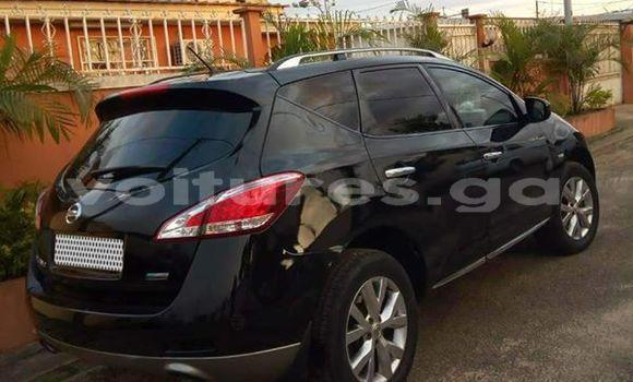 Acheter Occasions Voiture Nissan Murano Noir à Libreville au Estuaire