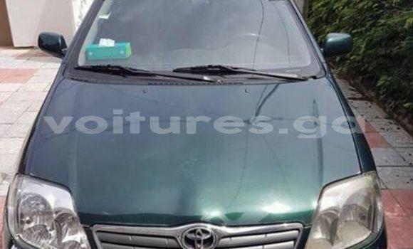 Acheter Occasions Voiture Toyota Corolla Vert à Libreville au Estuaire