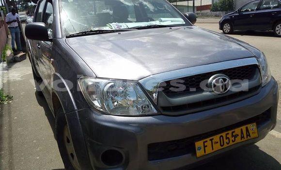 Acheter Occasions Voiture Toyota Hilux Autre à Libreville au Estuaire