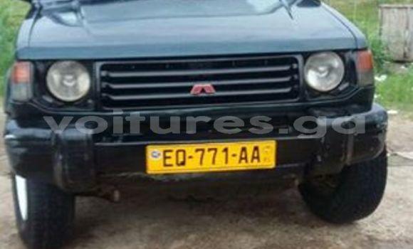 Acheter Occasions Voiture Mitsubishi Pajero Autre à Libreville au Estuaire