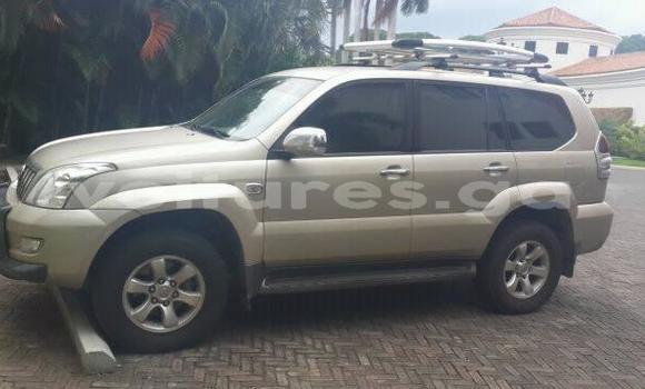 Acheter Occasion Voiture Toyota Land Cruiser Prado Autre à Libreville au Estuaire