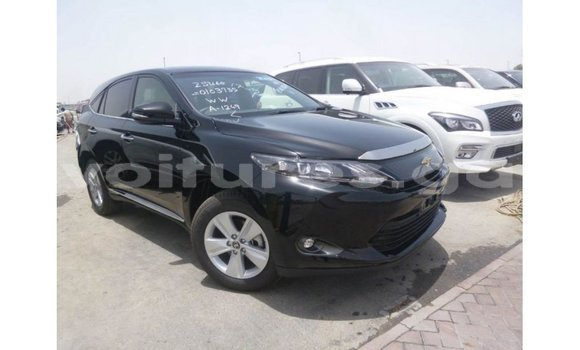 Medium with watermark toyota harrier estuary import dubai 5622
