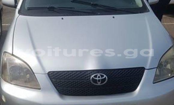 Acheter Occasions Voiture Toyota Corolla Gris à Libreville, Estuaire