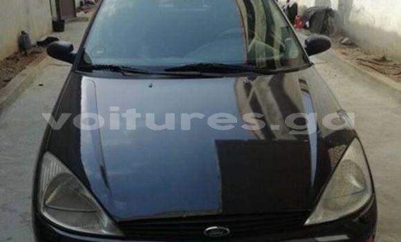 Acheter Occasion Voiture Ford Focus Noir à Libreville au Estuaire