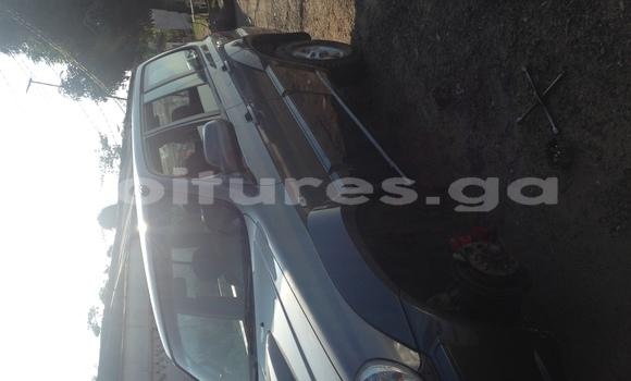 Acheter Occasion Voiture Hyundai Terracan Gris à Libreville au Estuaire