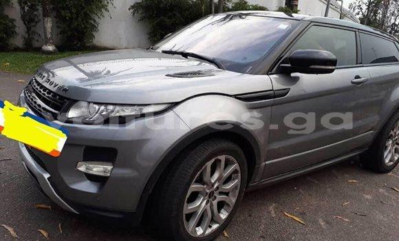Acheter Occasion Voiture Land Rover Range Rover Evoque Gris à Libreville au Estuaire