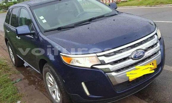Acheter Occasion Voiture Ford Edge Bleu à Libreville au Estuaire