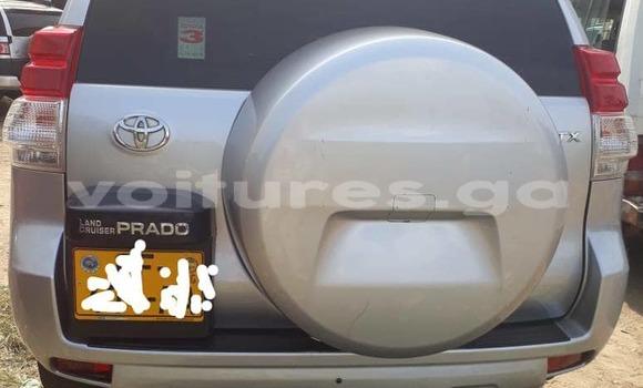 Acheter Occasion Voiture Toyota Prado Beige à Libreville au Estuaire