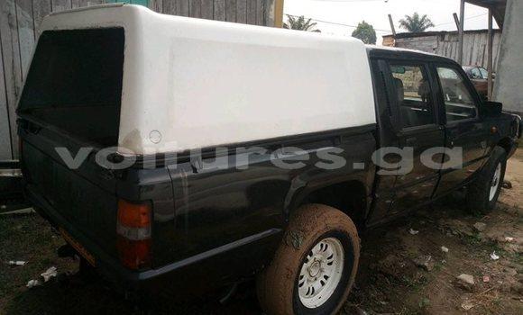 Acheter Occasions Voiture Mitsubishi L200 Noir à Libreville au Estuaire