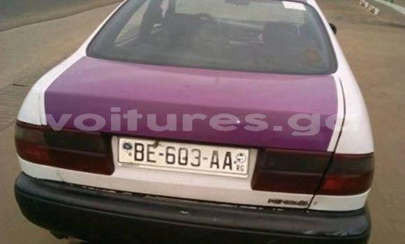 Acheter Occasions Voiture Toyota Carina Blanc à Libreville au Estuaire