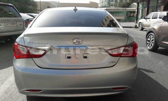 Acheter Occasions Voiture Hyundai Sonata Gris à Libreville au Estuaire