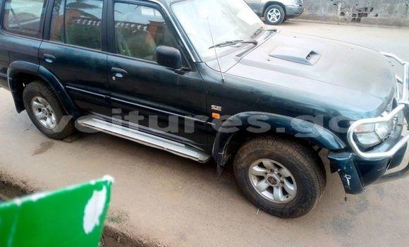Acheter Occasions Voiture Nissan Patrol Noir à Libreville au Estuaire