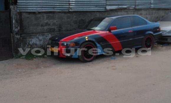 Acheter Occasions Voiture BMW 3–Series Bleu à Libreville au Estuaire
