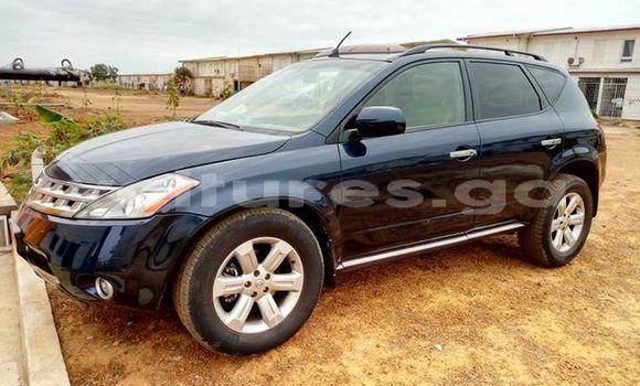 Acheter Occasions Voiture Nissan Murano Bleu à Libreville au Estuaire