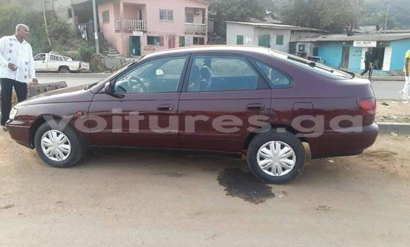 Acheter Occasion Voiture Toyota Carina Rouge à Libreville, Estuaire