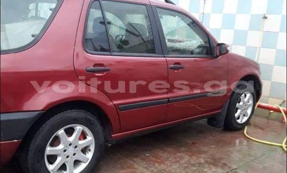 Acheter Occasions Voiture Mercedes‒Benz ML–Class Rouge à Port–Gentil au Ogooué-Maritime