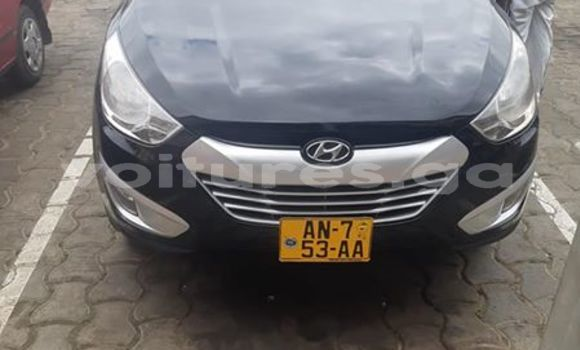 Acheter Occasion Voiture Hyundai ix35 Noir à Libreville, Estuaire