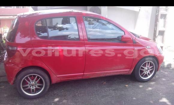 Acheter Occasions Voiture Toyota Yaris Rouge à Libreville au Estuaire