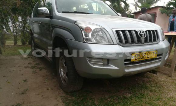 Acheter Occasions Voiture Toyota Land Cruiser Gris à Libreville au Estuaire