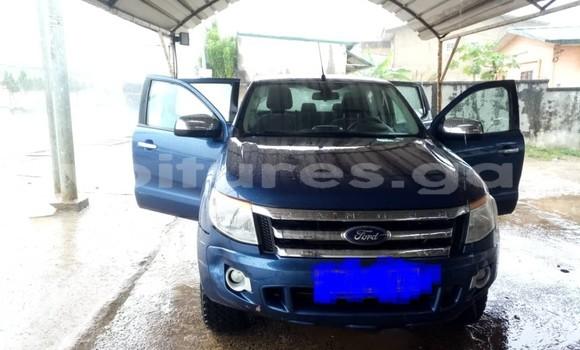 Acheter Occasions Voiture Ford Ranger Bleu à Libreville au Estuaire
