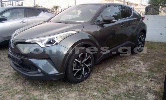 Acheter Occasions Voiture Toyota Runx Gris à Libreville au Estuaire
