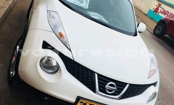 Acheter Occasion Voiture Nissan Juke Blanc à Libreville, Estuaire