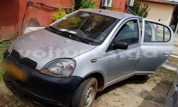Acheter Occasion Voiture Toyota Yaris Gris à Libreville, Estuaire