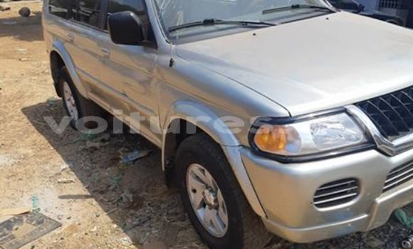 Acheter Occasion Voiture Mitsubishi Montero Gris à Libreville, Estuaire