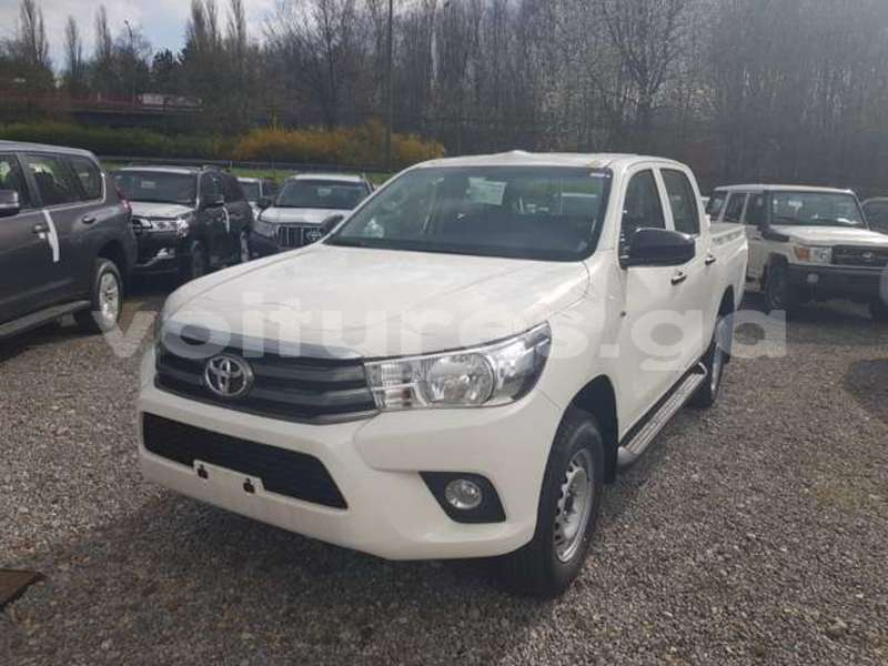Big with watermark toyota hilux estuaire libreville 6131