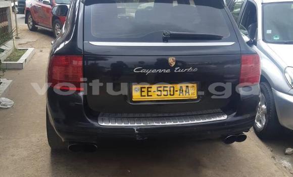 Acheter Occasions Voiture Porsche Cayenne Noir à Libreville, Estuaire