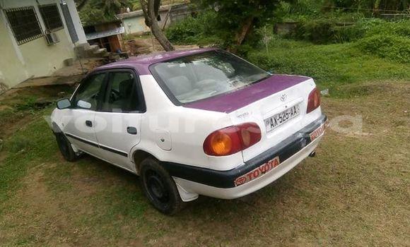 Acheter Occasions Voiture Toyota Corolla Blanc à Libreville, Estuaire