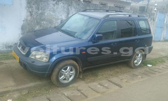 Acheter Occasion Voiture Honda CR–V Bleu à Libreville, Estuaire