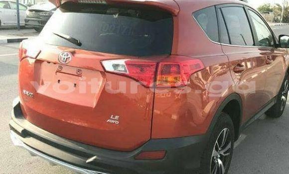 Acheter Occasion Voiture Toyota RAV4 Rouge à Libreville, Estuaire