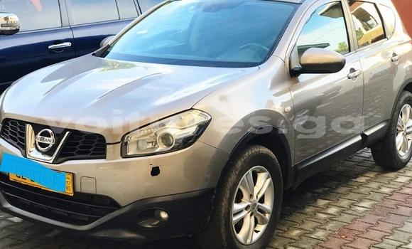 Acheter Occasion Voiture Nissan Qashqai Gris à Libreville, Estuaire