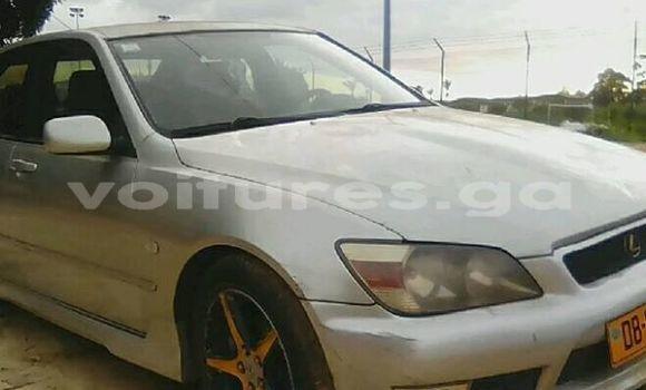 Acheter Occasion Voiture Lexus IS Gris à Libreville, Estuaire
