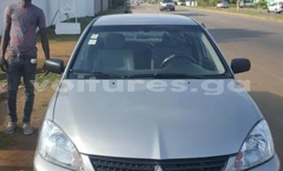 Acheter Occasion Voiture Mitsubishi Lancer Gris à Libreville, Estuaire