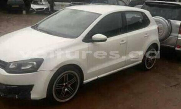 Acheter Occasion Voiture Volkswagen Polo Blanc à Libreville, Estuaire